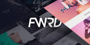 WordPress Theme FWRD